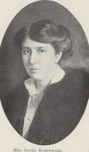 Agnes Borthwick
